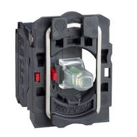КНОПКА С ПОДСВ. -230В ZB5AW0M62 | Schneider Electric 230В цена, купить