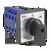 Переключатель кулачковый ПК-1-64 10А для вольтметра PROxima EKF