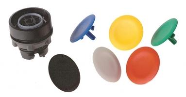 Головка желтая для кнопки потайной Schneider Electric ZB5AA9 22ММ С ВОЗВРАТОМ цена, купить