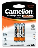 Аккумулятор R6 NI-MN 1500мА.ч BP-2 (блист.2шт) Camelion 3510 купить в Москве по низкой цене