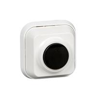 Кнопка для звонка в индивидуальной упаковке с металлической монтажной пластиной A1-04-011M-I Schneider Electric, цена, купить