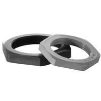 Гайка М20х1,5, полиамид, цвет черный код PAGM20N DKC (ДКС) купить по оптовой цене