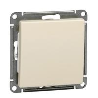 Механизм выключателя 1-кл. СП W59 10А IP20 10АХ сл. кость SchE VS110-154-2-86 Schneider Electric купить по оптовой цене