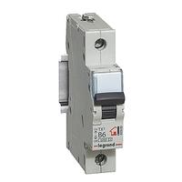 Выключатель автоматический однополюсный TX3 6000 63А C 6кА | 404034 Legrand купить по оптовой цене