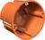 Коробка монтажная 68х61х68 для полых стен HV 60 MW PP OBO 2003619 Bettermann