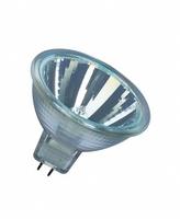 Лампа галогенная 20Вт DECOSTAR 51 20Wt 12В GU5.3 44860WFL 36гр со стеклом 4050300272511 OSRAM купить по оптовой цене