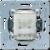 Выключатель 10AX 250V кнопочный универсальный (506TU) JUNG