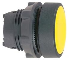 Головка желтая для кнопки потайной Schneider Electric ZB5AA5 22ММ С ВОЗВРАТОМ цена, купить
