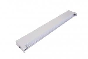 Облучатель бактерицидный ОБН01-30-012 Фотон 1х30Вт G13 IP20 с защ. экраном ЭПРА (без ламп) Ксенон 0290130012 Светильник купить в Москве по низкой цене
