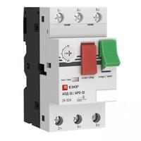 Мотор-автомат 24-32А АПД32-32 управление кнопками винтовые зажимы (apd2-24-32) EKF купить по оптовой цене