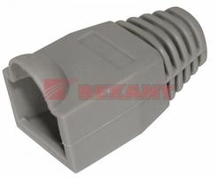 Колпачок на джек RJ45 сер. (уп.100шт) Rexant 05-1208 купить по оптовой цене