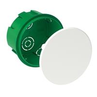 Коробка распределительная С/У 80(68)х40 DIY | IMT351201 Schneider Electric для сплошных стен 70x40 купить в Москве по низкой цене