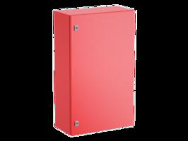 Щит с монтажной панелью ЩМП 800x600x300мм IP65 серия ST красный R5ST0863-RAL3000 DKC, цена, купить