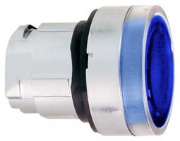 ГОЛОВКА КНОПКИ 22ММ С ПОДСВЕТКОЙ ZB4BW36S | Schneider Electric цена, купить