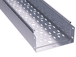 Лоток перфорированный 300х100 L3000 сталь 1.2мм ДКС 3534412 DKC (ДКС) листовой толщина купить в Москве по низкой цене