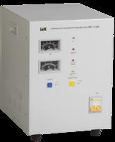 Стабилизатор напряжения 1-фаз. 10000ВА предельно допустимое линейное- 250В 3% IEK IVS10-1-10000* (ИЭК) купить по оптовой цене
