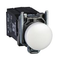 Лампа сигнальная 22мм с трансф. пит. бел. подсветкой SchE XB4BV31 Schneider Electric цена, купить