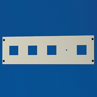 Секционная панель, для модулей, 48 (2x24) В=400мм, Ш=600мм код R5PI541 DKC (ДКС) купить по оптовой цене