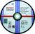 Отрезной круг Expert по металлу 230 x 3мм, прямой | 2608600324 BOSCH