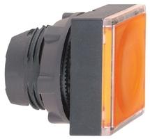 Головка желтой кнопки ZB5CW353 Schneider Electric с подсветкой цена, купить