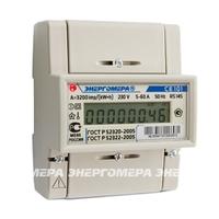 Счетчик электроэнергии CE101 R5 145 однофазный однотарифный, 5(60), кл.точ. 1.0, D, ЖКИ 101001000000000 Энергомера, цена, купить