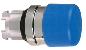 ГОЛОВКА КНОПКИ 22ММ СИНЯЯ ZB4BC64 | Schneider Electric для с возвр Гриб 30мм цена, купить