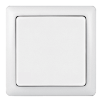 ХИТ Выключатель одноклавишный наружный 6А белый VA16-131I-B Schneider Electric, цена, купить