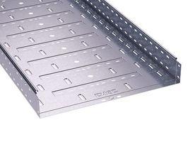 Лоток перфорированный 400х 80х3000х1,0мм   35306 DKC (ДКС) листовой L3000 сталь 1мм купить в Москве по низкой цене