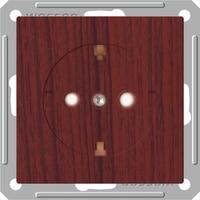 Механизм Розетка одноместная с заземлением со шторками РС16-152-9/RS16-152-9-86 Wessen W59 Schneider Electric купить по оптовой цене