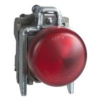 Лампа сигнальная 22мм 24В ATEX красн. SchE XB4BVB4EX Schneider Electric купить в Москве по низкой цене