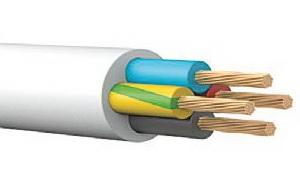 ПВС 4х10 цена, купить провод(кабель) ПВС 4*10 по ГОСТ